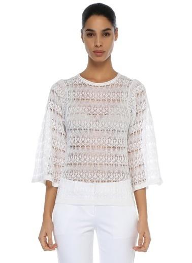 Etoile Isabel Marant Bluz Beyaz